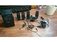Creative Inspire T6060 5.1 surround sound system