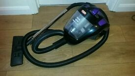 Vac bagless vacuum cleaner 2000W with hepa filter
