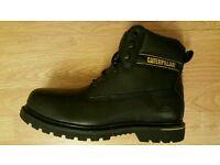 Caterpillar colorado boots.
