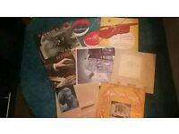 5 Beethoven 1 Tchaikovsky 1 Mozart 1 Golden Organ Vinyl records
