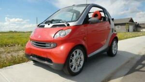 2005 Smart Fortwo PASSION Convertible. **TRADES CONSIDERED **