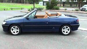 1999 Peugeot 306 Cabriolet N5 auto Cosmo Berwick Casey Area Preview