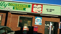 Lease for Convenience store