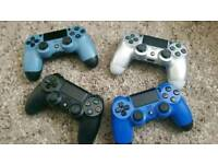 PS4 controllers for sale - £30 each