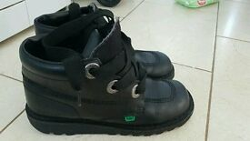 Genuine Kickers boots size 7 adult