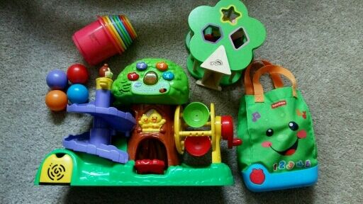Baby Toy Bundle *fisher price, vtech, sainsburys*