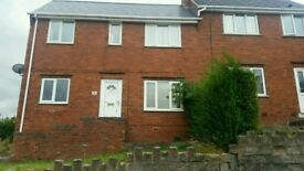Lovely 2 bed end Terrance for rent