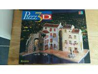 3D puzzle new