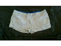 Ladies summer shorts fab look clothes
