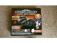 Sega Mega Drive with 80 games included
