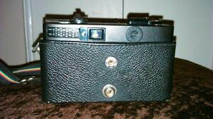 Konica C35 EF Vintage Film Camera Hexanon 38mm F2 8 Kitchener / Waterloo Kitchener Area image 7