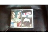 2 x PSP Games