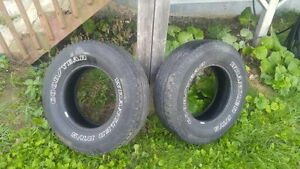 Used Goodyear 255 70 16 TIRES