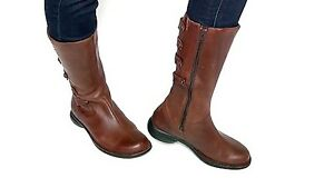 New Merrell Leather Boots Brown Women Size 7 Strathcona County Edmonton Area image 4