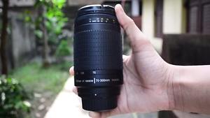 Nikon Nikkor AF 70-300mm G Parramatta Parramatta Area Preview