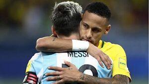 BRAZIL VS ARGENTINA MCG 2 TICKETS Tumbi Umbi Wyong Area Preview