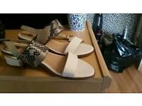 Size 6 river Island sandals