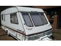 Swift Challenger 490 SE Lux 5 Berth. 1996
