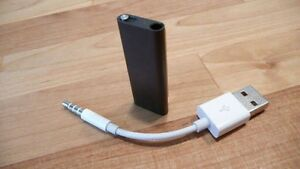 BLACK APPLE iPod Shuffle 3rd Gen SUPER SLIM Willetton Canning Area Preview