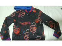 Mens gucci snake jacket