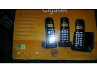 gigaset AL110 A trio home phone