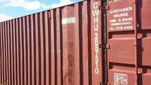 Shipping Container 20 Ft Choice of Two. Innes Park Bundaberg City Preview