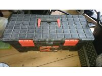 Black and decker 55cm tool box