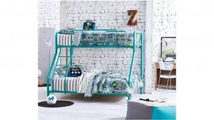 BUNK BED (WHITE) Mindarie Wanneroo Area Preview