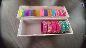 Bangles and Earring Sets