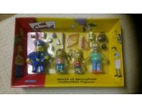 World of Springfield Collectible Figures