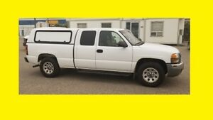 2005 GMC 1500 EXCAB 4X4  LOOKS GREAT COMES WITH  FULL SAFETY