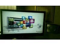 Smart 46 samung lcd 3d tv