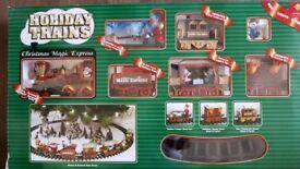 Christmas Magic Train Set