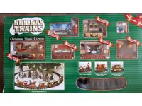 Christmas Magic Train Set