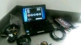 Full plug and play remapping kit including netbook and remapping interface