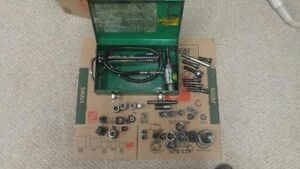 Hole Punch and Holesaw and Electrical