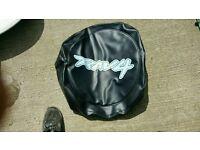 Spare wheel cover rav4 toyota
