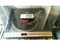 Sharp optonica rp9100 turntable very rare