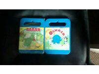 2 Childrens Carry Along Dvd's