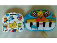 Baby cot toys
