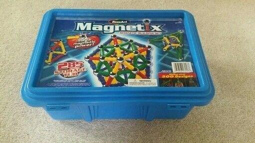 Magnetix magnets