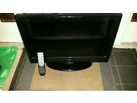 """24""""ALBA LCD HD TV WITH Dvd and FREEVIEW"""