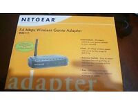 Netgear 54Mbps Wireless Adaptor/bridge can be used for Sky on demand