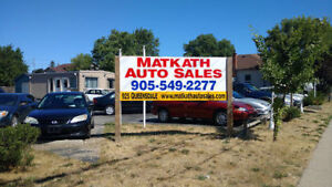 AVOID MATKATH AUTO SALES - SCAM ALERT