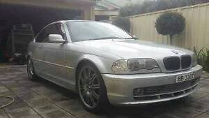 2002 BMW Other Coupe Joslin Norwood Area Preview