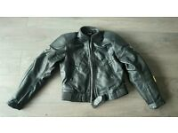 Shoei Leather Motorcycle/biker jacket, great condition