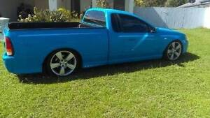 2006 Ford Falcon Ute BF MK II Kelso Townsville Surrounds Preview