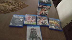 PS4 Games - Call of Duty, PES, FIFA, and more