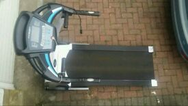 Electric treadmill with INCLINE £205