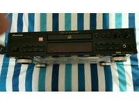 Compact Disc Recorder Pioneer PDR 609
